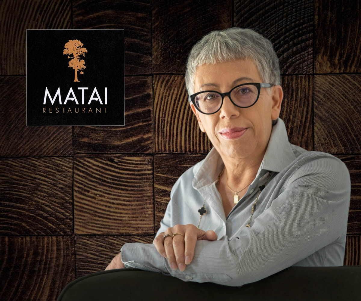 Gretchen Livingstone – Maître d' - Matai Restaurant - Regal Palms Resort Rotorua