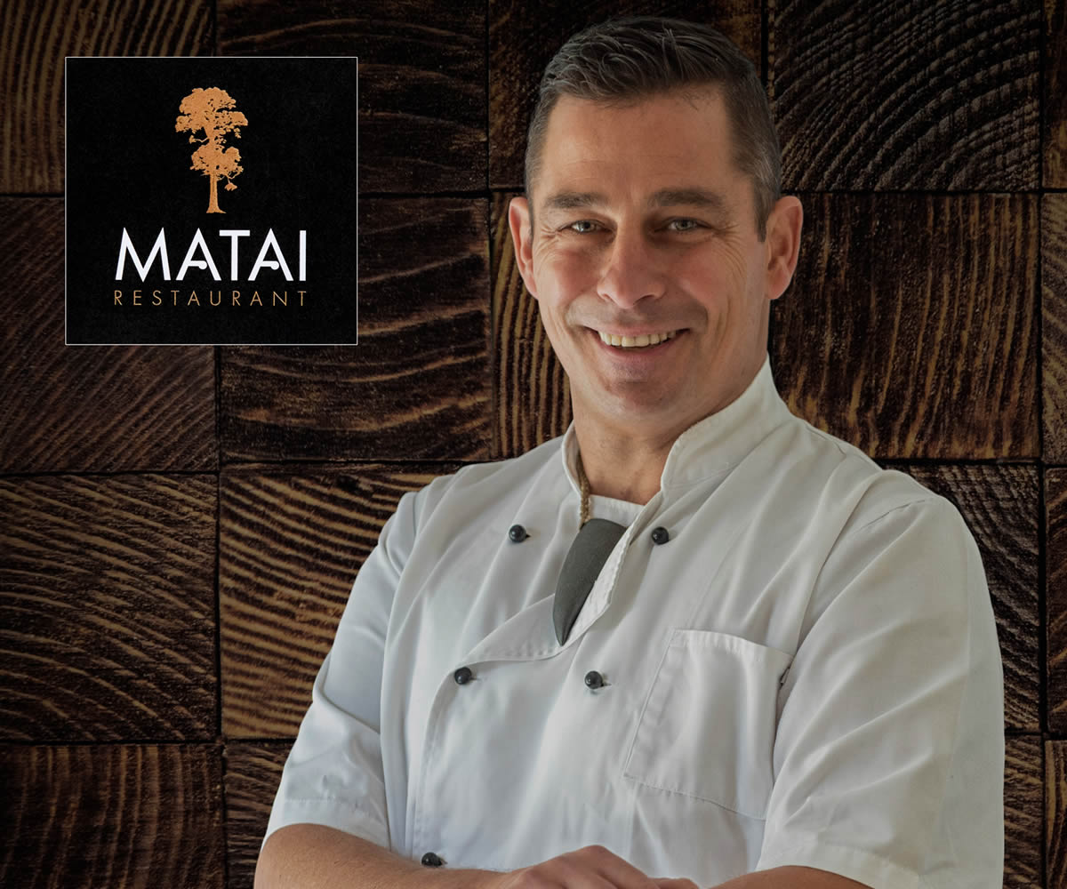Ryan Gregorash - Matai Restaurant - Regal Palms Resort Rotorua